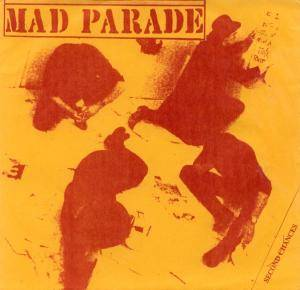 Cover - Mad Parade: Second Chances