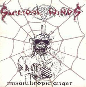 Cover - Suicidal Winds: Misanthropic Anger