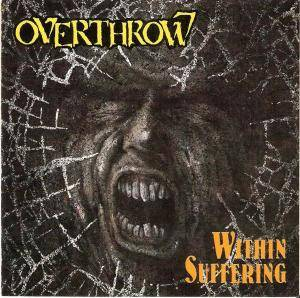 Overthrow: Within Suffering - Cover