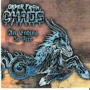 Order From Chaos: Ending In Fire, An - Cover
