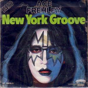 Cover - Ace Frehley: New York Groove