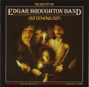 Edgar Broughton Band: As Was - Cover