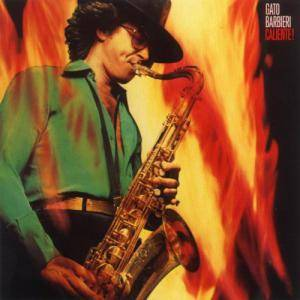 Gato Barbieri: Caliente! - Cover