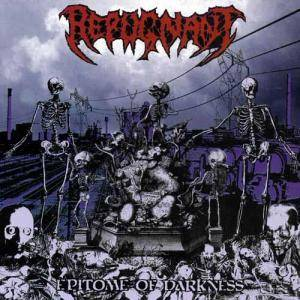 Repugnant: Epitome Of Darkness - Cover