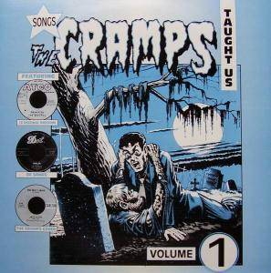 Cover - Hangmen, The: Songs The Cramps Taught Us Volume 1