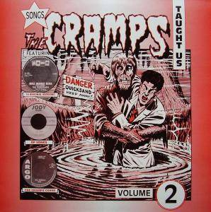 Cover - R. Lewis Band: Songs The Cramps Taught Us Volume 2
