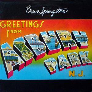 Bruce Springsteen: Greetings From Asbury Park, N.J. (LP) - Bild 1