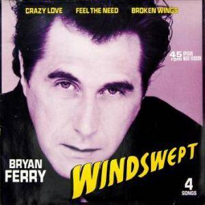 Bryan Ferry: Windswept - Cover