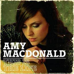 Amy Macdonald: This Is The Life - Cover