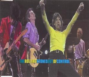 Rolling Stones, The: Out Of Control - Cover