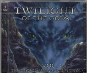 Twilight Of The Gods - Vol. 1 - Cover