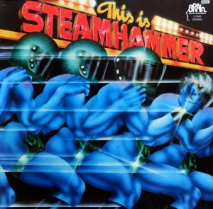 Steamhammer: This Is Steamhammer - Cover