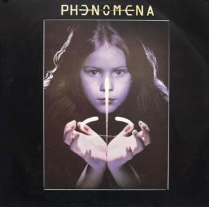 Phenomena: Phenomena - Cover
