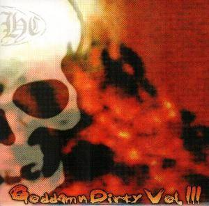 Cover - Never Face Defeat: Goddamn Dirty Vol. III