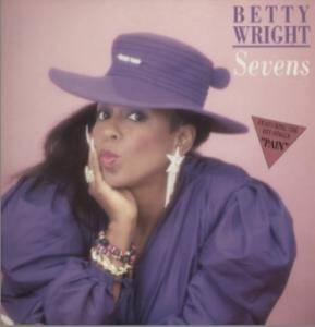 Cover - Betty Wright: Sevens