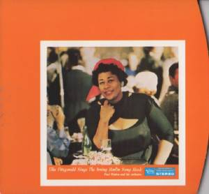 Cover - Ella Fitzgerald: Ella Fitzgerald Sings The Irving Berlin Song Book