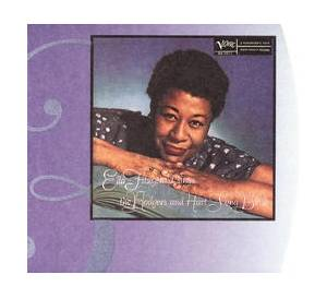 Cover - Ella Fitzgerald: Ella Fitzgerald Sings The Rodgers & Hart Songbook