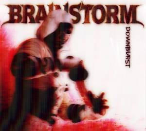 Brainstorm: Downburst (CD) - Bild 1