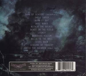 Benedictum: Seasons Of Tragedy (CD) - Bild 2