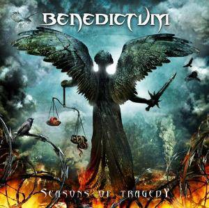Benedictum: Seasons Of Tragedy (CD) - Bild 1