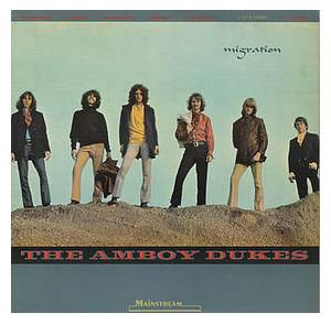 Cover - Amboy Dukes, The: Migration