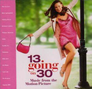 Cover - Belinda Carlisle: 30 über Nacht - Music From The Motion Picture