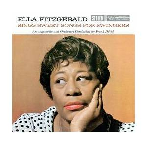 Ella Fitzgerald: Sings Sweet Songs For Swingers - Cover