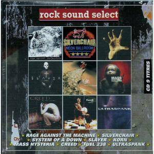 Rock Sound (F) - Select - Cover