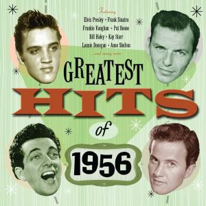 Greatest Hits Of 1956 - Cover