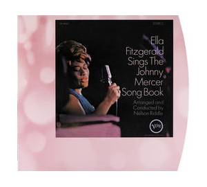 Ella Fitzgerald: Sings The Johnny Mercer Songbook - Cover