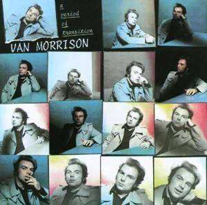 Van Morrison: Period Of Transition, A - Cover