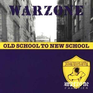 Warzone: Old School To New School - Cover