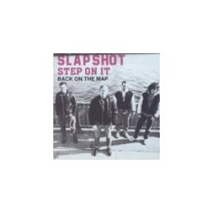 Slapshot: Step On It - Cover