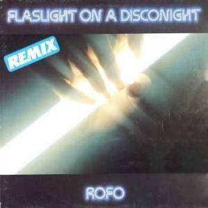 Rofo: Flashlight On A Disconight - Cover
