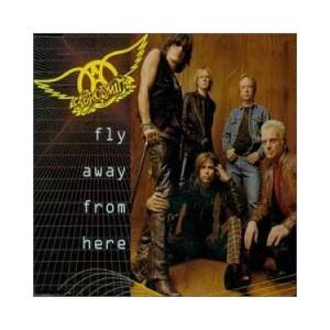 Aerosmith: Fly Away From Here - Cover