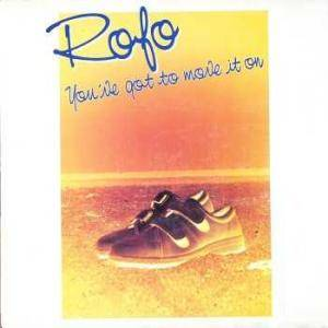 Cover - Rofo: You've Got To Move It On