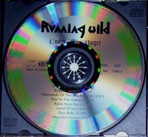 Running Wild: Under Jolly Roger (CD) - Bild 3