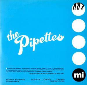 The Pipettes: Judy - Cover