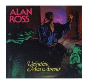 Cover - Alan Ross: Valentino Mon Amour