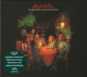 Fairport Convention: Rising For The Moon - Cover