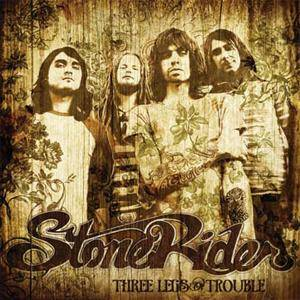 Cover - Stonerider: Three Legs Of Trouble