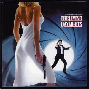 John Barry: Living Daylights, The - Cover