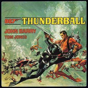 John Barry: Thunderball - Cover