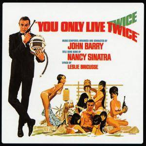Cover - John Barry: You Only Live Twice