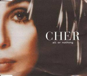Cher: All Or Nothing - Cover