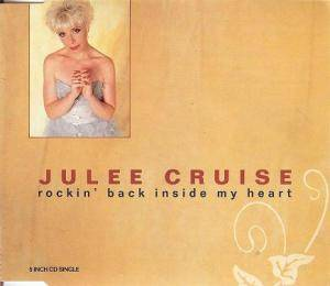 Cover - Julee Cruise: Rockin' Back Inside My Heart