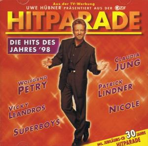 ZDF Hitparade - Die Hits Des Jahres '98 - Cover
