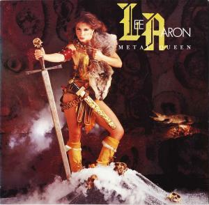 Lee Aaron: Metal Queen - Cover