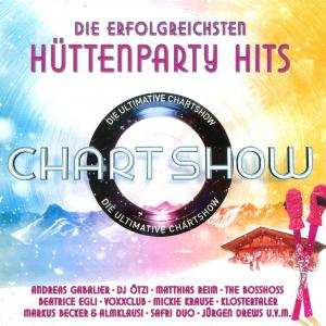 Ultimative Chartshow - Hüttenparty Hits, Die - Cover