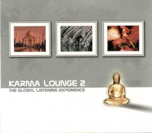 Karma Lounge 2 - The Global Listening Experience - Cover